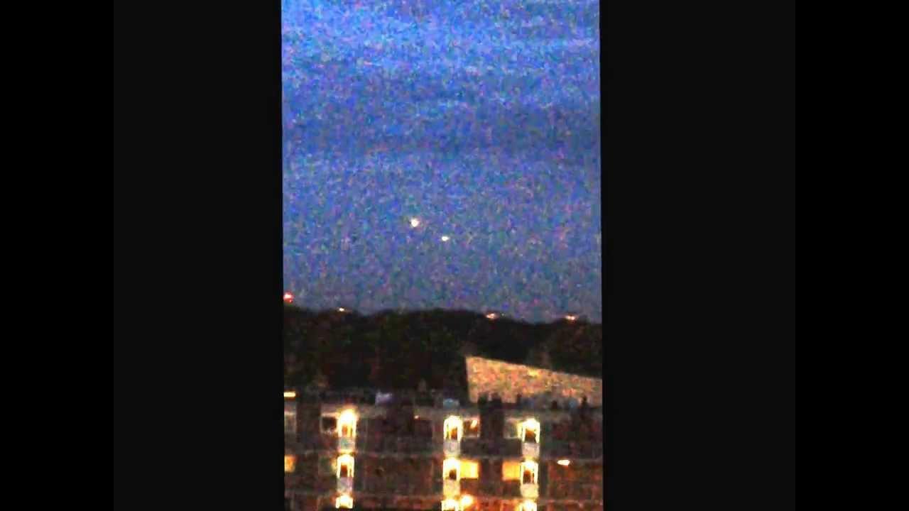 UFO Over Amsterdam Netherlands Oct 21