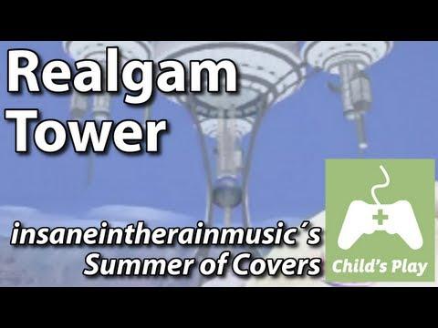 Realgam Tower - Pokemon XD/Colosseum | Piano Cover