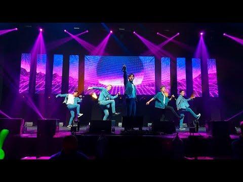 B.A.P Europe Tour 2018 [Düsseldorf] - Feel So Good