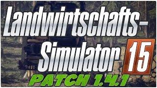 LS15 PATCH 1.4.1 IST DA!