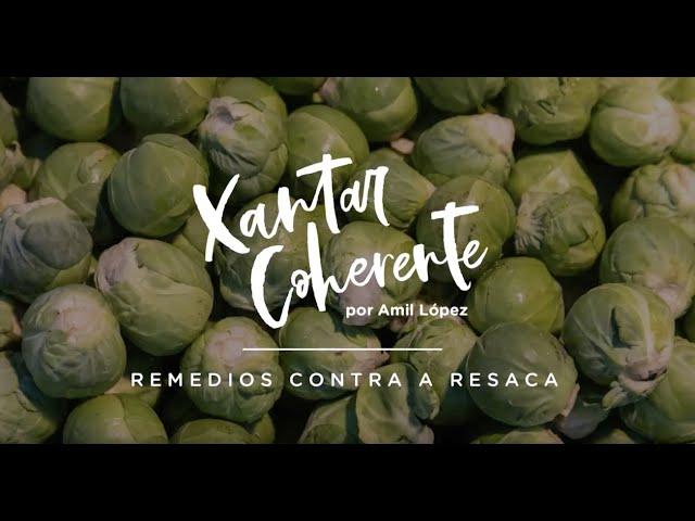 Videoblog de Amil López: remedios contra a resaca