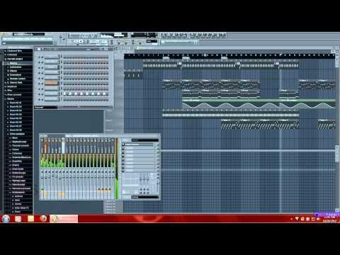 FL Studio - My first song,