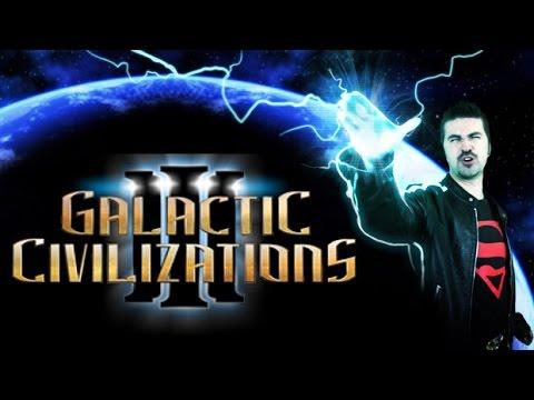 AngryJoe Plays Galactic Civilizations III - [Customization & Tutorial]