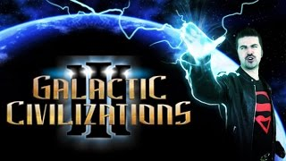 AngryJoe Plays Galactic Civilizations III - [Customization & Tutorial]