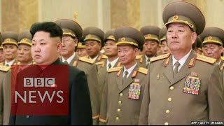 North Korea Defence Chief Hyon Yong-chol