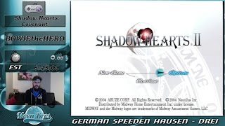 GSH 3 - Shadow Hearts: Covenant any% Speedrun by BOWIEtheHERO