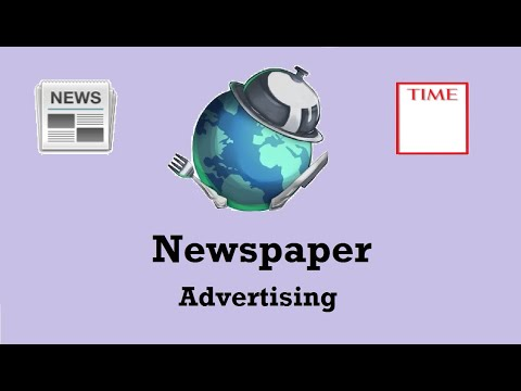 How to Advertise on Newspaper and Magazine - Pros and Cons (Part 1/5)
