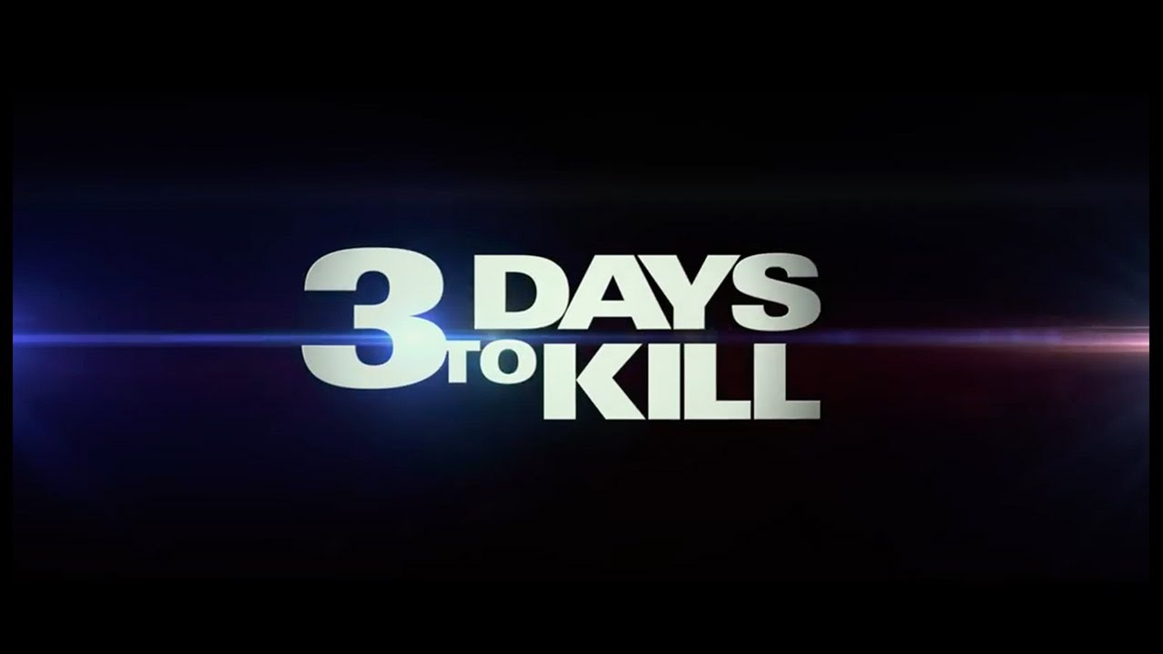 Download 3 DAYS TO KILL (2014) HD 1080p x264 - French (MD)