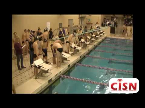 CISN Boys Swimming