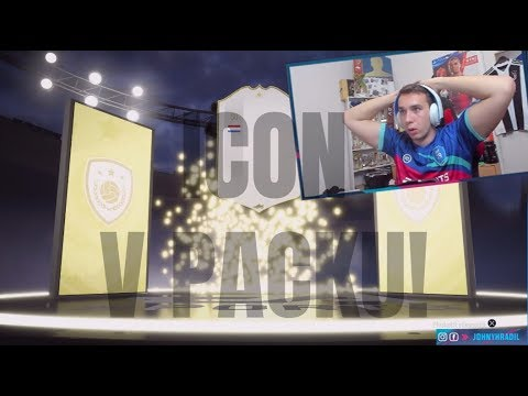 ICON IN A PACK! | FIFA 19 CZ/SK