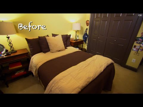 Download Youtube: Check it out: Rad bedroom redesign!