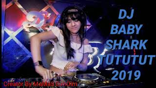DJ Baby Shark Remix Emang Mantul Lagunya