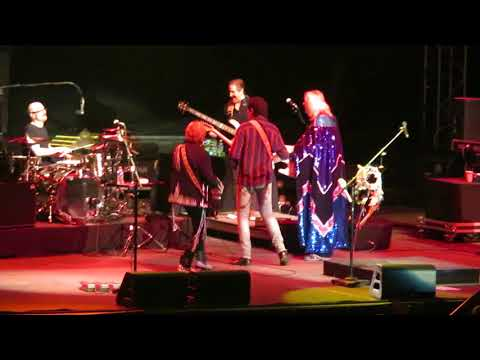 Yes ft. Anderson Rabin & Wakeman - Colorado Jam - Sept 4, 2017 - Denver Hudson Garden