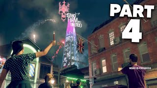 WATCH DOGS LEGION Early Gameplay Walkthrough Part 4 - LIBERATING SOUTHWARK