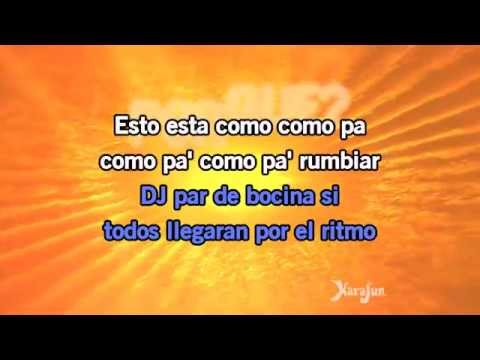 Karaoke Limbo - Daddy Yankee *