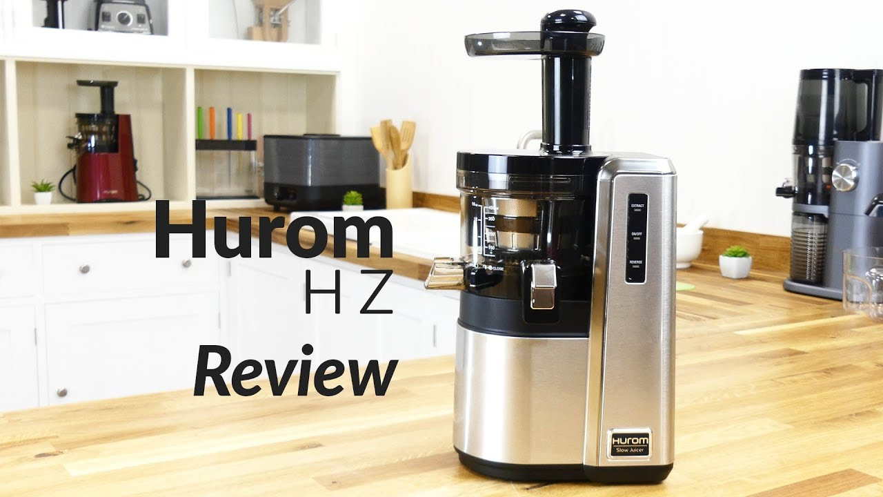 Hurom Hz Alpha Series Slow Juicer Review Youtube