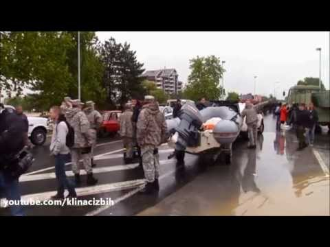 SBS: Bosnia and Serbia floods - 17 May 2014