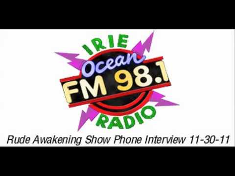 98.1 FM Rude Awakening Show Interview with Scott Schober