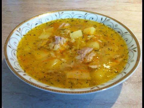 Рецепт: Суп харчо из свинины на