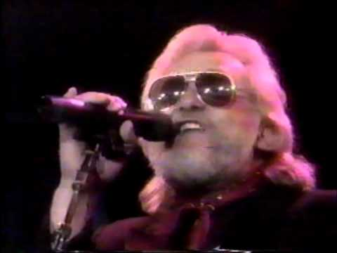 Ronnie Hawkins and The Hawks Live  at The Pontiac Silverdome 1989
