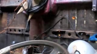 замена днища и варка кузова на ваз 2109 ч1(, 2015-02-16T15:27:01.000Z)