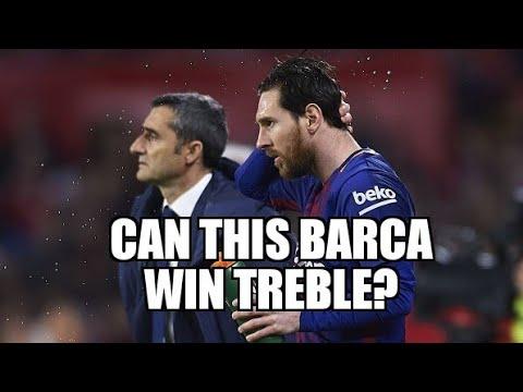 Barcelona Vs. Sevilla Pre Match Analysis   Copa Del Rey Preview