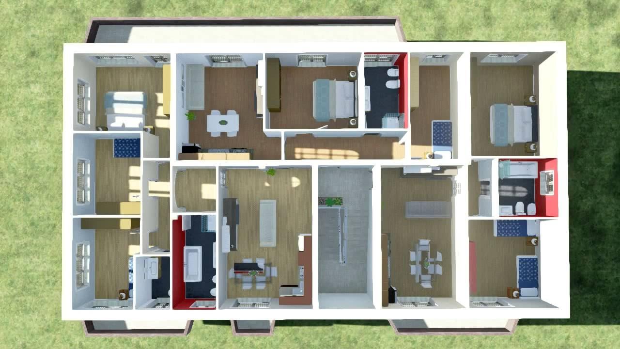 Ristrutturazione piano vecchio appartamento 3d rendering for Progetto casa ristrutturazione