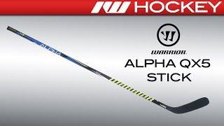 Warrior Alpha QX5 Stick Review
