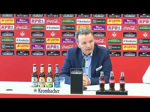 Pressekonferenz Live