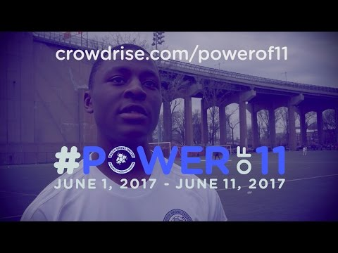 What is the #POWEROF11?