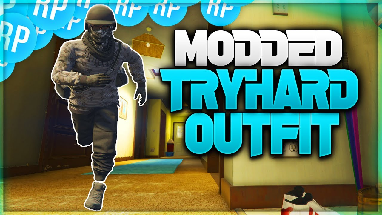 GTA 5 Online-* How To Create Dope Tryhard Outfit | Using Clothing Glitch 1.40(FreeModE/RnG ...