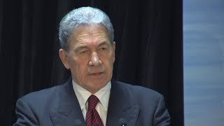 Winston Peters says NZ First is national party