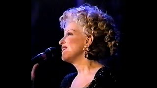 Bette Midler - Experience The Divine Concert (San Francisco 1993)
