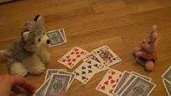 Kasino ja kasino väärinpäin - korttipeli, säännöt