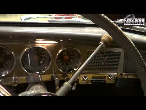 1952 Studebaker Commander - Stock #5840 - Gateway Classic Cars St. Louis