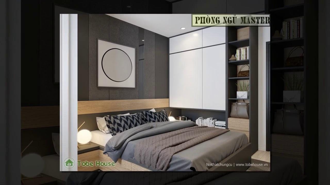 Thiết kế nội thất chung cư Ruby City 3  Phúc Lợi