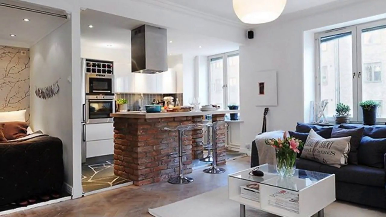 Kitchen Living Room Open Plan Design Ideas Youtube