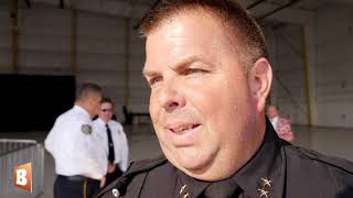 """PA County Sheriff at Trump Rally: POTUS """"Hasn't Wavered"""" in His Support of Law Enforcement"""