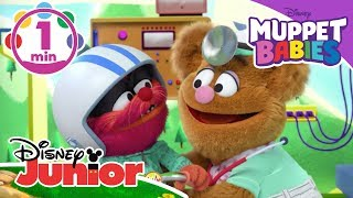 Muppet Babies | Laughter Is The Best-est Medicine Music Video 🎶 | Disney Junior UK