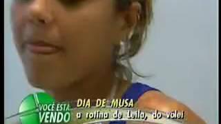 Leila Barros - dia de musa