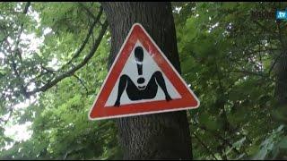 Самые необычные и смешные дорожные знаки мира 2