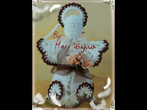 Angelo all'uncinetto(parte 2)/ Angel Crochet (part 2)