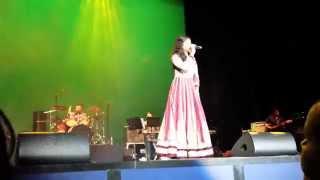 Shreya Ghoshal - Nagada Sang Dhol( Ram-Leela) live in Holland 2014