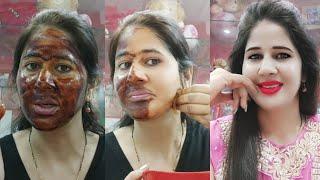 कॉफी पाउडर से निखारे अपना चेहरा। 👁💎#naturalpooja #beautytips