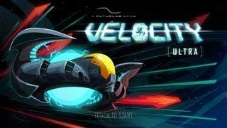 Velocity Ultra - PS Vita gameplay