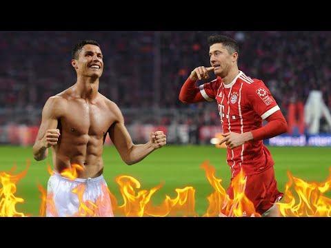 Cristiano Ronaldo vs Lewandowski - WER IST BESSER?