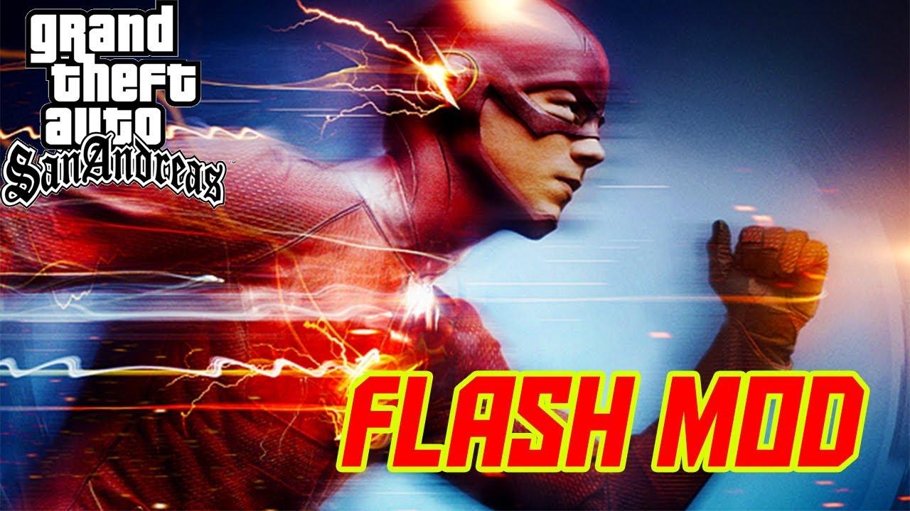 530 Mod Mobil Flash Gta Sa HD Terbaik