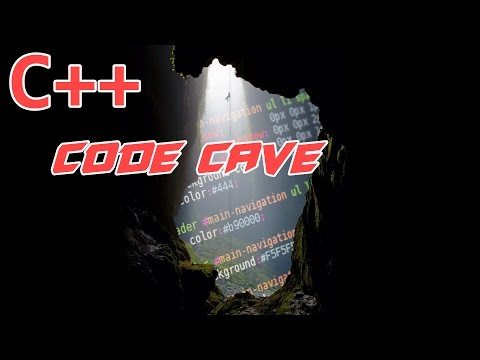 C/C++ Memory Hacking — Code Cave | Inject function to a process