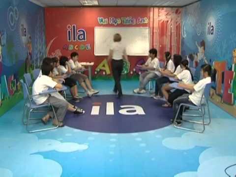 ILA - Vui Hoc Tieng Anh - Lesson: Desert Island