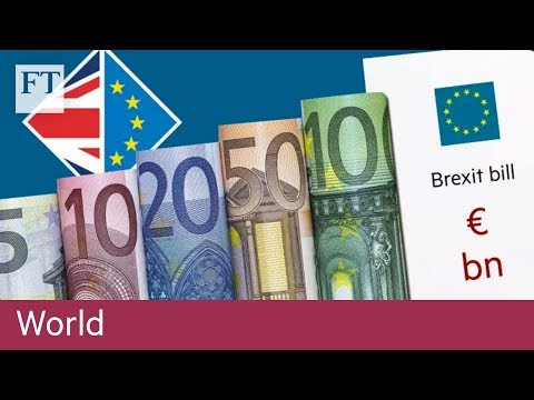 €100bn Brexit bill explained | World